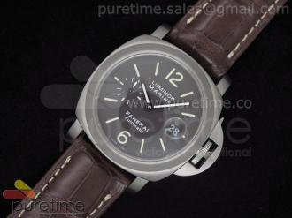 PAM240 Titanium Brown Dial