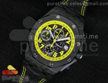 Royal Oak Offshore Bumble Bee Carbon