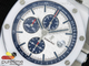 Royal Oak Offshore 44mm Real White
